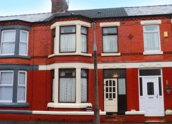 3 bed terraced house for sale in Lumley Street, Garston, Liverpool L19