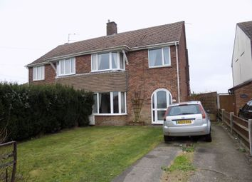 Thumbnail 3 bedroom semi-detached house for sale in Crab Lane, Bradwell, Great Yarmouth
