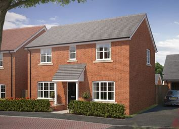 Thumbnail 3 bed detached house for sale in Colton Road, Shrivenham, Wiltshire
