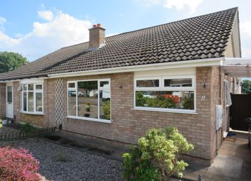Thumbnail 3 bedroom semi-detached bungalow for sale in Swayfield Close, Mickleover, Derby