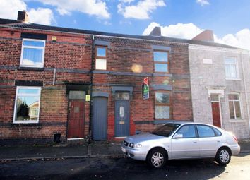 Thumbnail 2 bed terraced house for sale in Ruxley Road, Bucknall, Stoke-On-Trent
