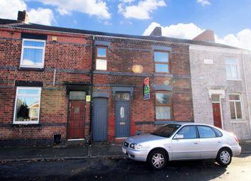 2 bed terraced house for sale in Ruxley Road, Bucknall, Stoke-On-Trent ST2