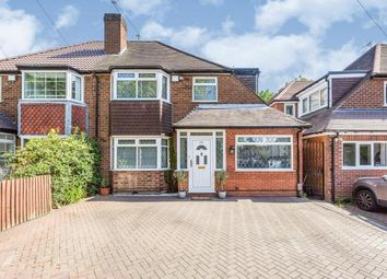 Thumbnail 4 bed semi-detached house for sale in Tennal Road, Birmingham, West Midlands, England