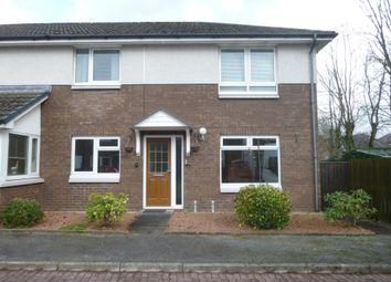 Thumbnail 1 bed flat for sale in Millburn Place, Dumfries