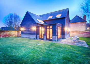 Thumbnail 3 bed detached house for sale in Judds Farm Croft, Stanway, Colchester