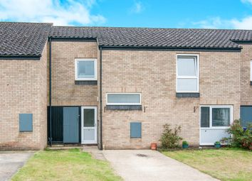 Thumbnail 3 bedroom terraced house for sale in Elm Walk, Raf Lakenheath, Brandon