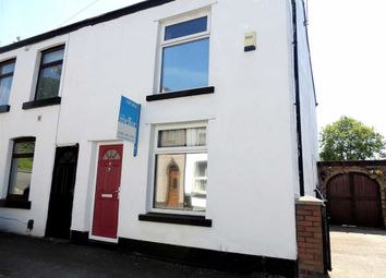 Thumbnail 2 bed terraced house for sale in Pine Street, Woodley, Stockport