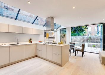 Thumbnail 4 bed terraced house to rent in Bronsart Road, Fulham, London