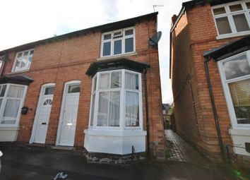 Thumbnail 2 bed terraced house to rent in Grove Avenue, Solihull