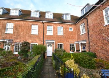 Thumbnail 5 bedroom town house for sale in Chedworth Place, Tattingstone, Ipswich