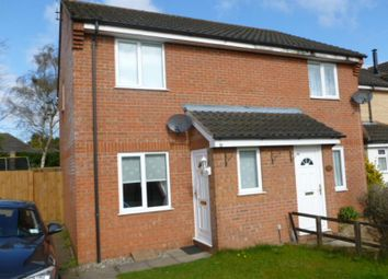 Thumbnail 2 bedroom end terrace house to rent in 58 Old Warren, Thorpe Marriott, Norwich, Norfolk
