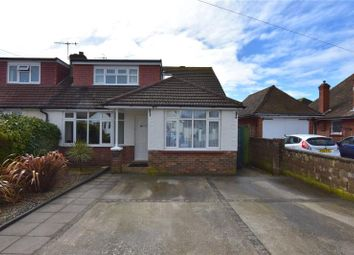 Thumbnail 5 bed semi-detached house for sale in Crabtree Lane, Lancing, West Sussex