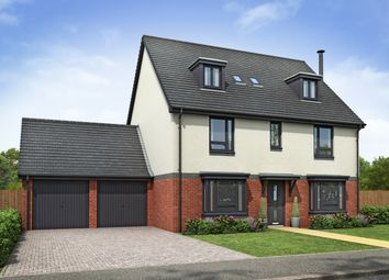 Thumbnail 5 bed detached house for sale in Orion Way, Doncaster