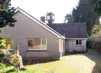 4 bed bungalow for sale in Tiverton Road, Cullompton, Devon EX15