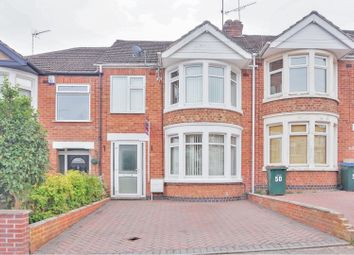 Thumbnail 4 bed terraced house for sale in Rutherglen Avenue, Coventry