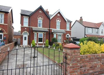 Thumbnail 3 bed semi-detached house to rent in Marshside Road, Southport