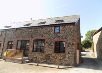 Thumbnail 2 bed barn conversion to rent in Torrington Road, Winkleigh