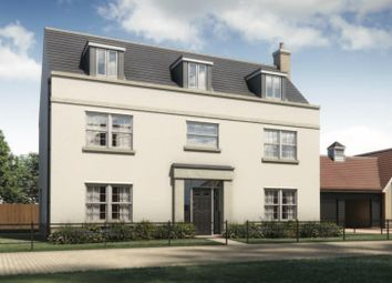 Thumbnail 5 bed detached house for sale in Coxtie Green Road, Brentwood