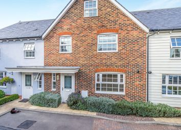 Thumbnail 3 bed terraced house to rent in The Retreat, Stein Road, Emsworth