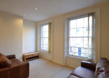 Thumbnail 1 bedroom flat to rent in Flat 3, 1-5 Regent Street, Nottingham