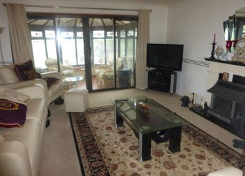 Thumbnail 4 bedroom detached house for sale in Riverside Mead, Stanground, Peterborough
