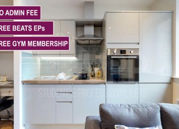 2 bed flat to rent in Onyx Residence, 111 St Mary's Road, Sheffield S2
