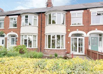 Thumbnail 3 bed terraced house for sale in Kingston Road, Willerby, Hull, East Yorkshire
