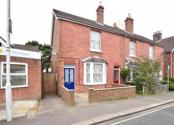 Thumbnail 2 bedroom end terrace house for sale in Cantelupe Road, East Grinstead, West Sussex