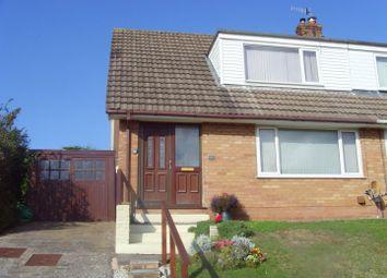 Thumbnail 3 bed semi-detached house for sale in Tyn Y Celyn, Glan Conwy, Colwyn Bay