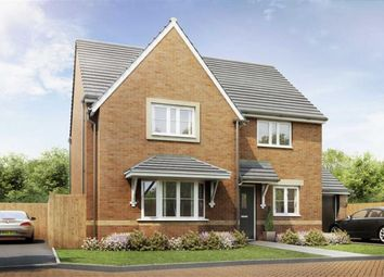 Thumbnail 4 bedroom detached house for sale in Stratton Gate, Swindon, Wiltshire