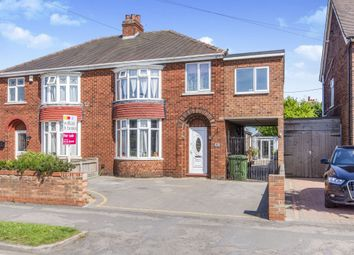 4 bed semi-detached house for sale in Glover Road, Scunthorpe DN17