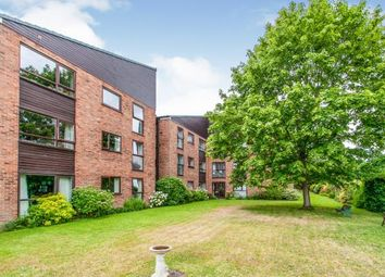 Thumbnail 2 bed flat for sale in Shrublands Court, Mill Crescent, Tonbridge, Kent