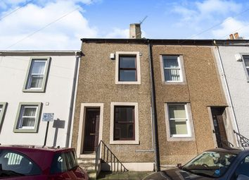 Thumbnail 4 bed terraced house for sale in High Street, Maryport