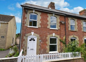 Thumbnail 3 bed terraced house for sale in Silver Street, Misterton