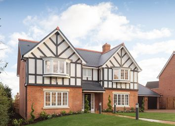 Thumbnail 5 bed detached house for sale in Foxhills, Barnt Green, Birmingham