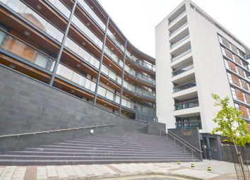Thumbnail 2 bed flat to rent in Hallings Wharf, Channelsea Road, London