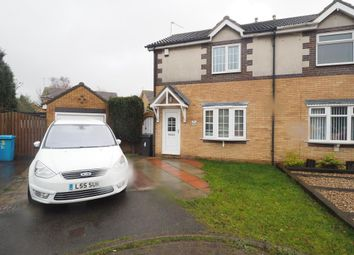 Thumbnail 2 bed semi-detached house for sale in Consort Court, Victoria Dock, Hull