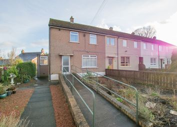 Thumbnail 2 bedroom end terrace house for sale in 12 Newton Square, Springfield, Dumfries & Galloway