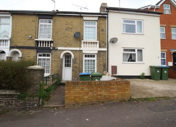 Thumbnail 2 bed terraced house for sale in Cliff Road, Southampton