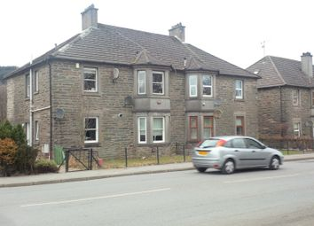 Thumbnail 2 bed flat for sale in 18 Arthur Terrace, Dunoon