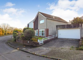Thumbnail 4 bed detached house for sale in Radyr Avenue, Mayals, Swansea