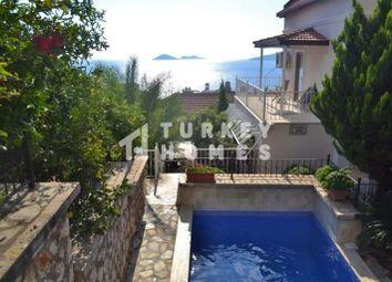 Thumbnail 2 bed apartment for sale in Kalkan, Antalya, Turkey