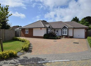 Thumbnail 4 bed detached bungalow for sale in The Ferns, New Milton