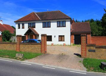 Thumbnail 5 bed detached house for sale in Epping Road, Roydon, Harlow, Essex