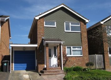 Thumbnail 3 bed detached house to rent in Bramshott Drive, Hook