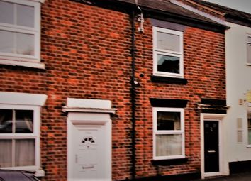 Thumbnail 2 bed terraced house for sale in High Street, Macclesfield