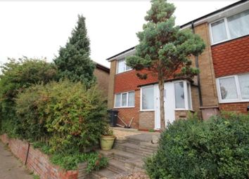 Thumbnail 3 bedroom end terrace house to rent in Brendon Avenue, Luton