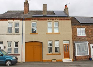 Thumbnail 3 bedroom terraced house for sale in Long Street, Thirsk, North Yorkshire