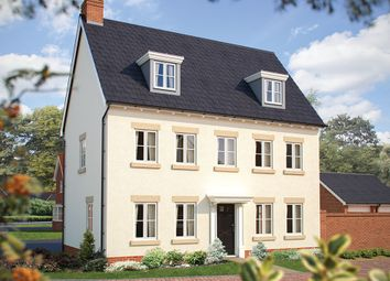 "Thumbnail 5 bed detached house for sale in ""The Charlecote"" at Beverley Grove, Bedford"
