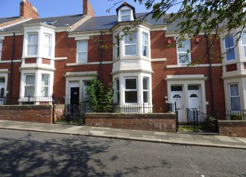 Thumbnail 2 bedroom flat for sale in Strathmore Crescent, Benwell, Newcastle Upon Tyne